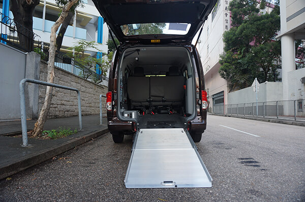 With You Welcab - Ramp for wheelchair access